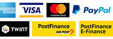 payment methods online shop guidomaggi
