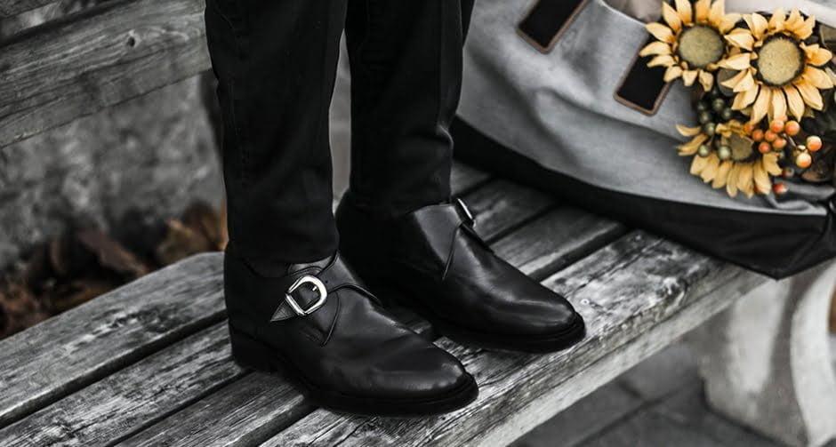 Elegant men heigh shoes - Guidomaggi Switzerland