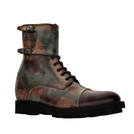 camouflage combact boots 5