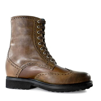 burnished brown borgue boots 5