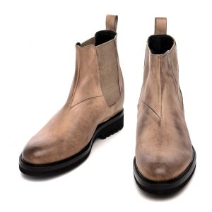 patina light brown chelsea boots 4