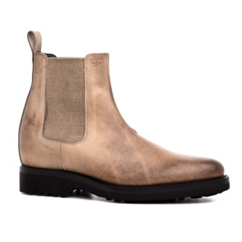 patina light brown chelsea boots 5
