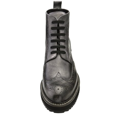 grey combact boots 3