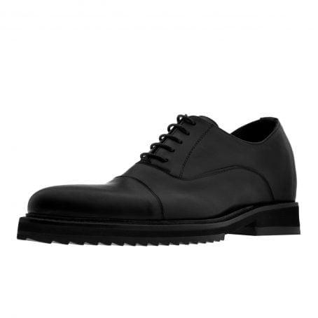 Chaussures de ville en cuir véritable originaire d'Italie 3