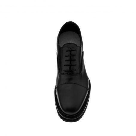 Chaussures de ville en cuir véritable originaire d'Italie 4