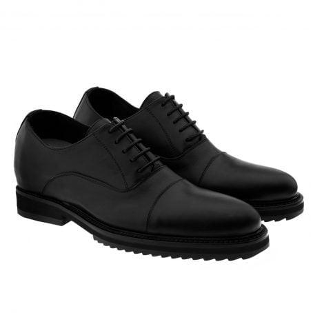Chaussures de ville en cuir véritable originaire d'Italie 5