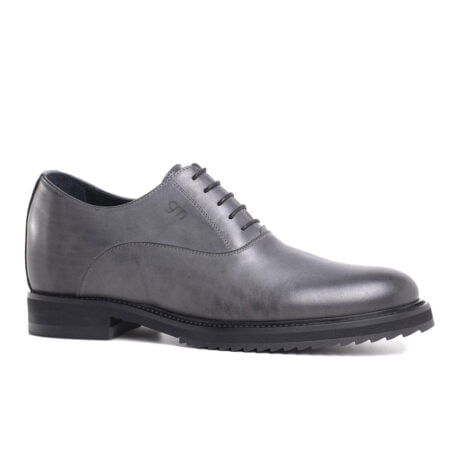 gray classic dress shoes 6
