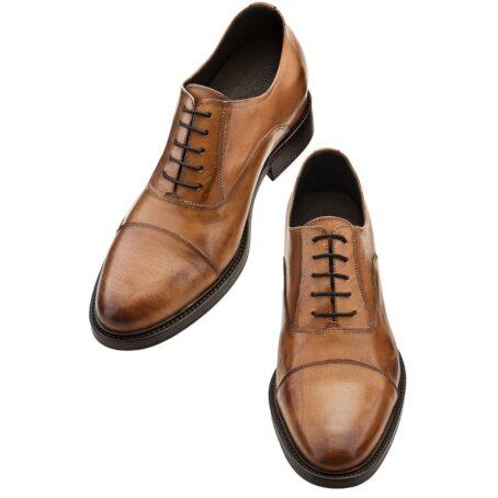 Chaussures de ville en cuir pleine fleur 2