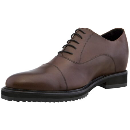 scarpe rialzanti derby classiche da uomo