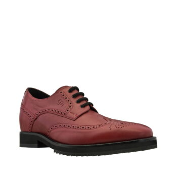 red leather dress shoes 6