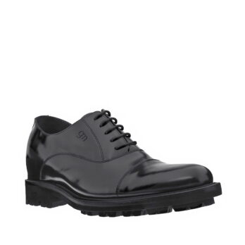 black shiny office shoes 4