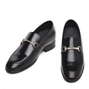 classic elegant black tassel loafers 5