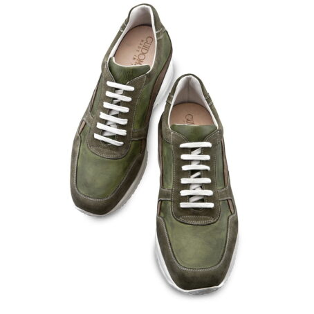 olive green sneakers 4