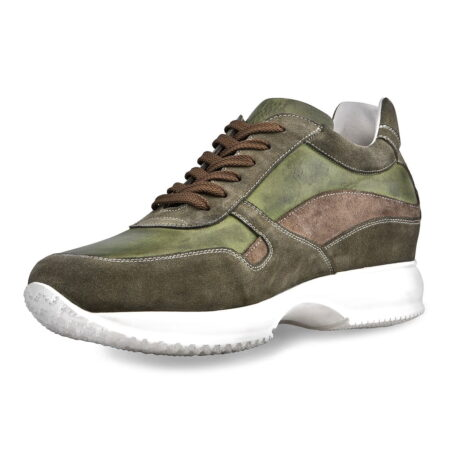 olive green sneakers 2