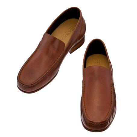 mocassini in precious cordovan leather 2