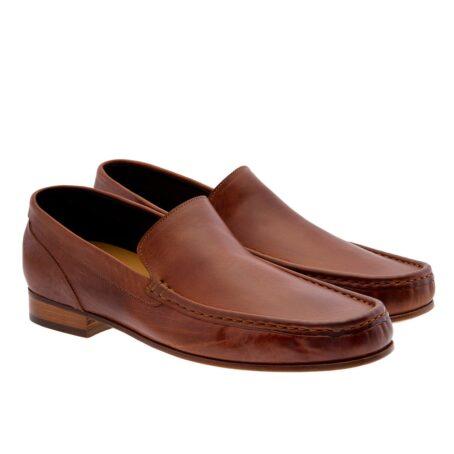 mocassini in precious cordovan leather 5