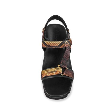 sandals with python effects 4