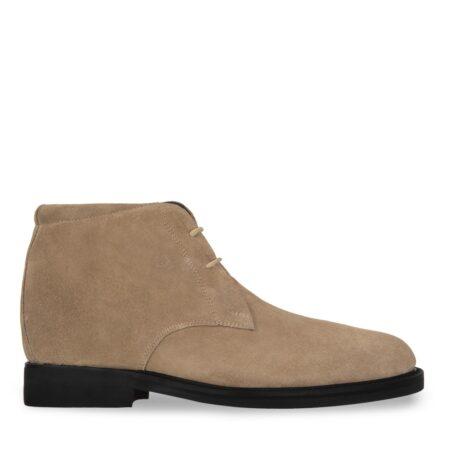 beige sand suede chukka boots 1