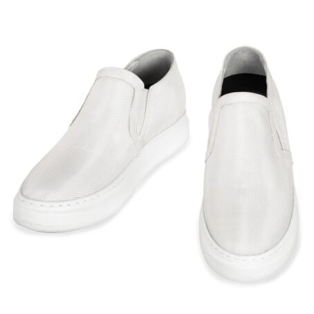 white slip-ons technical fabric 2