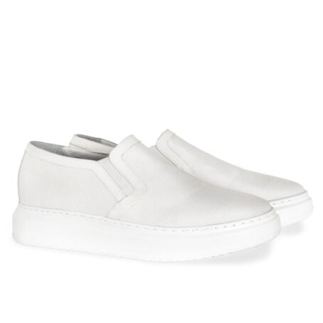 white slip-ons technical fabric 5