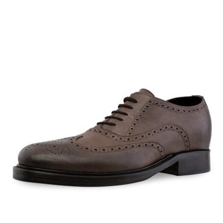 dark brown oxfords shoes full wingtip brogue 3