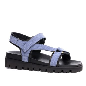 ligth blue sandals for man 1