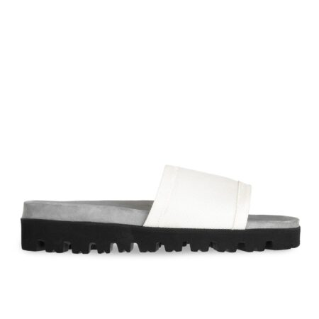 white elevator sandals for man 1