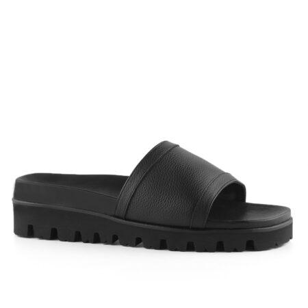 elevator black sandals 1