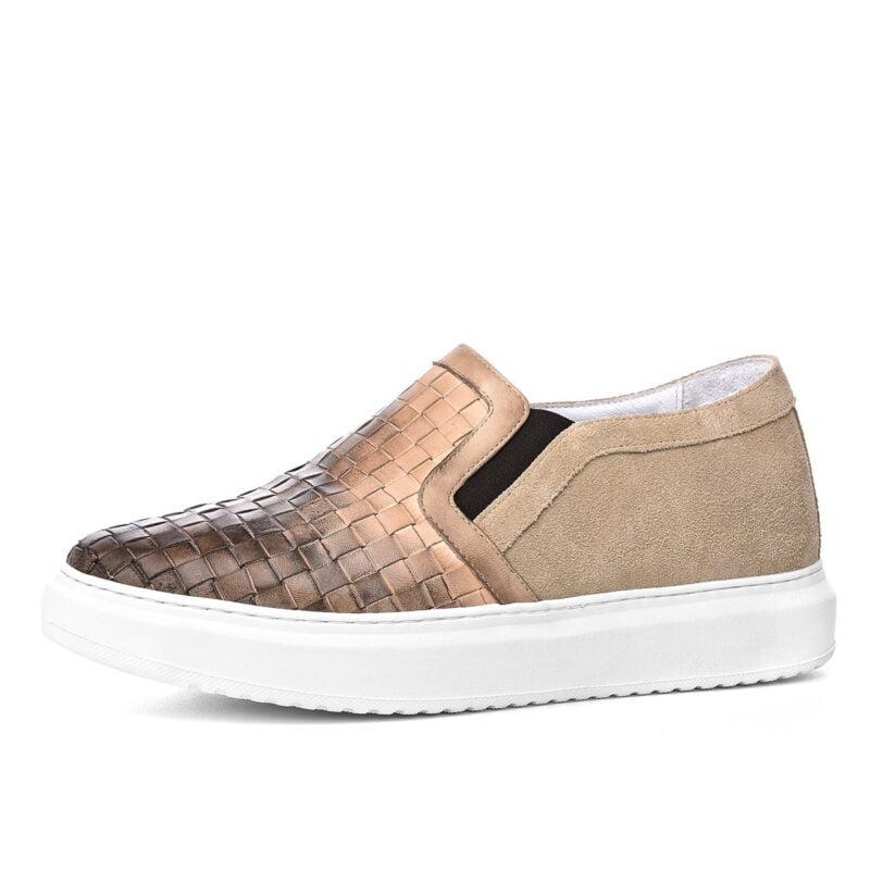 Slip-on Schuhe mit Absatz Guidomaggi Schweiz