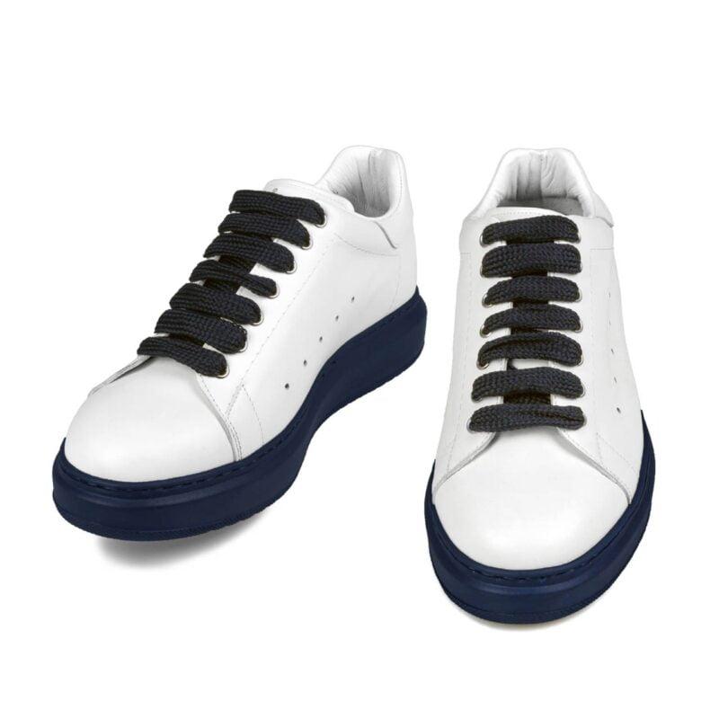 white sneakers for short men
