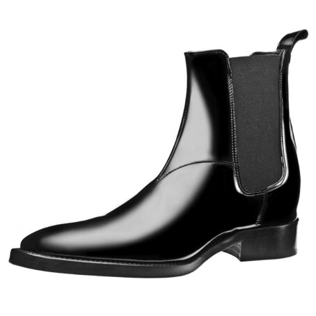 Premium leather chelsea boots for men Guido maggi Switzerland