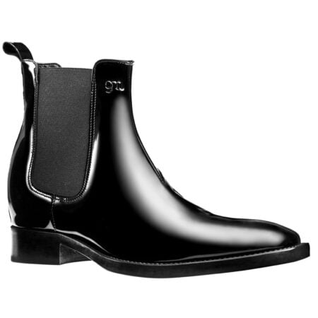 Premium leather chelsea boots for men Guido maggi Switzerland