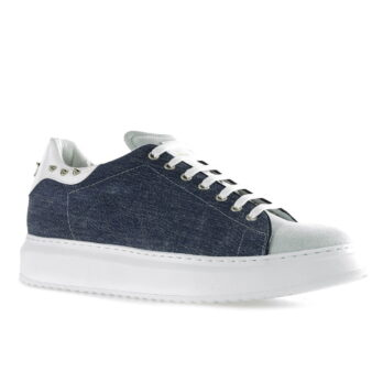 Denim elevator sneakers Guidomaggi Switzerland