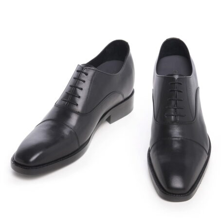 black classic oxford  cap toe balmoral 2
