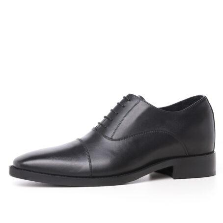black classic oxford  cap toe balmoral 4