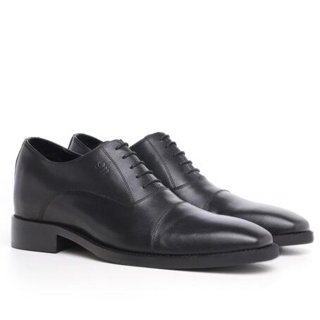 black classic oxford  cap toe balmoral 5