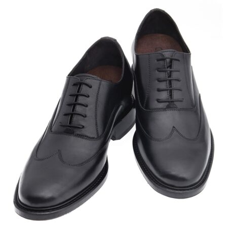 classic leather oxford shoes for man 2