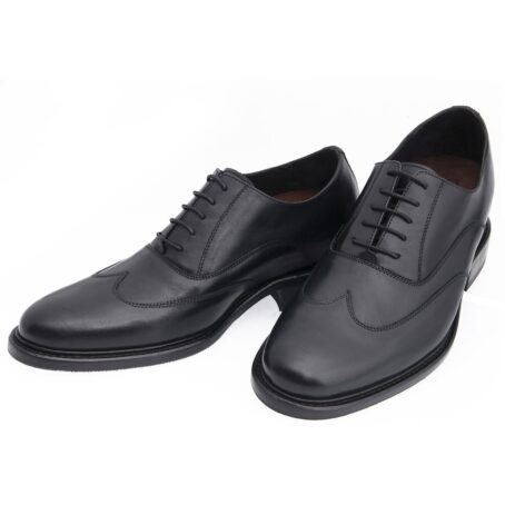 classic leather oxford shoes for man 4