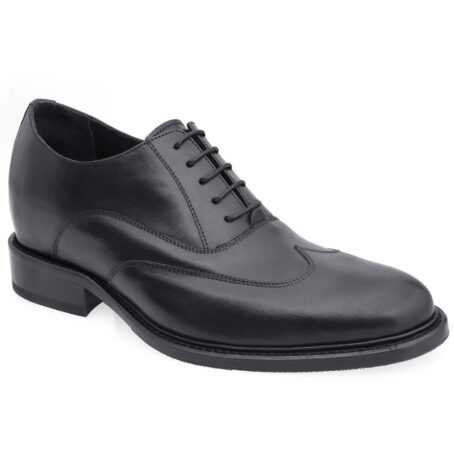classic leather oxford shoes for man 1