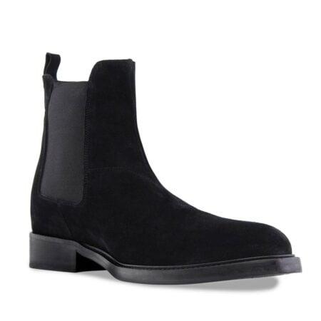 dark chelsea boots 1