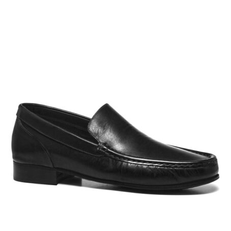 Loafer with elevation for men Guidomaggi
