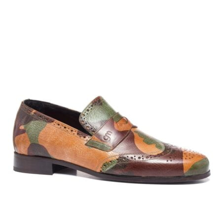 Elevator camouflage shoes Guidomaggi Switzerland