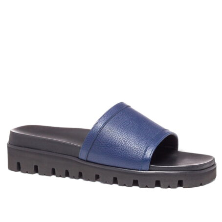 blue navy elevator sandals 1