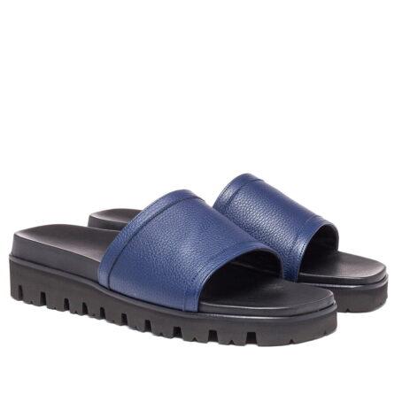 blue navy elevator sandals 5