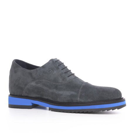 Dress shoes with height increase, raising shoes for men by Guidomaggi Switzerland