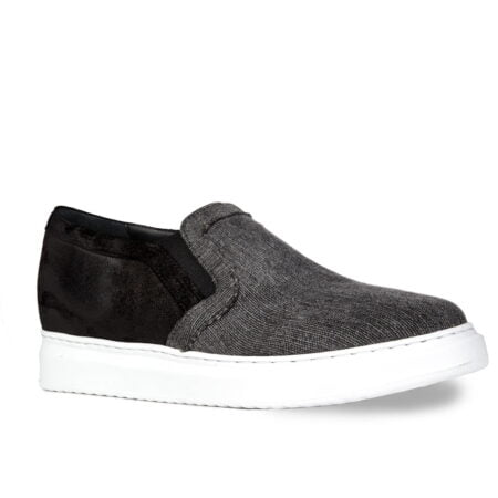 slip-on sneakers with height increase, raising shoes for men by Guidomaggi Switzerland