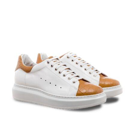 crocodile sneakers for man 1