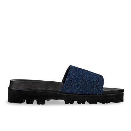 Denim sandals 1