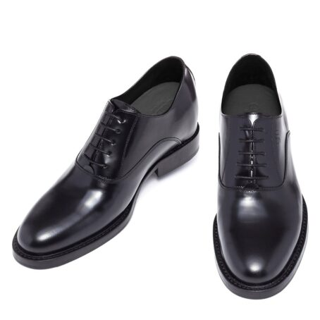 Wedding men's shoes with a luxurious semi-shiny effect 2