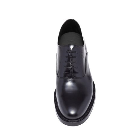 Wedding men's shoes with a luxurious semi-shiny effect 4